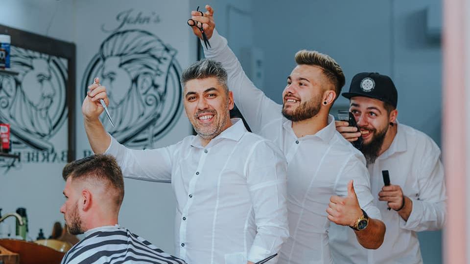 John`s Barber Shop Bacau